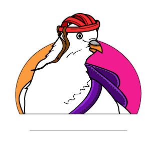 Logo de La Pájara